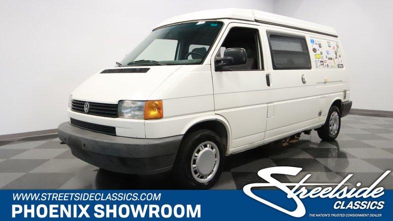 For Sale: 1995 Volkswagen Eurovan