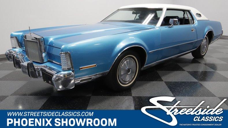 1973 Lincoln Continental 3