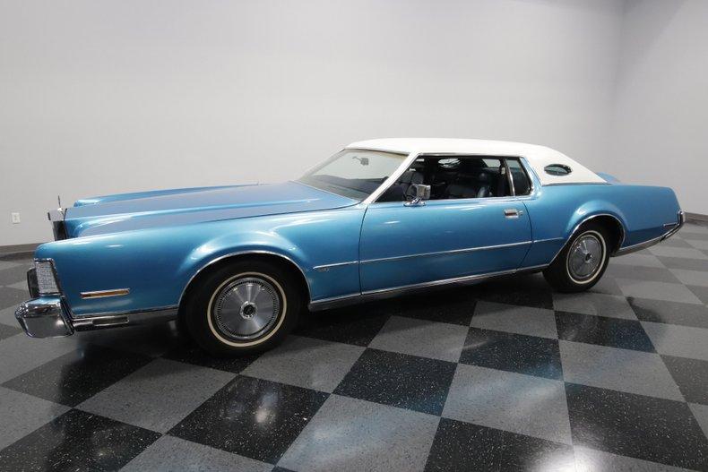 1973 Lincoln Continental 8