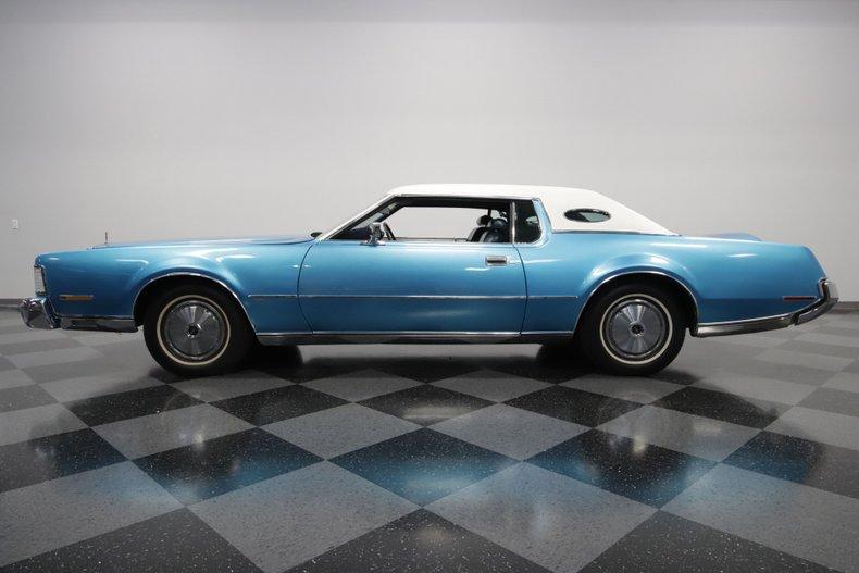1973 Lincoln Continental 4
