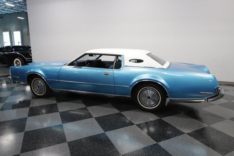 1973 Lincoln Continental 10