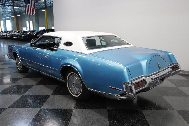 1973 Lincoln Continental 11