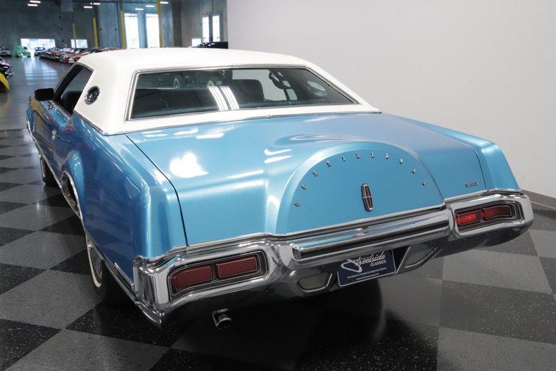 1973 Lincoln Continental 12