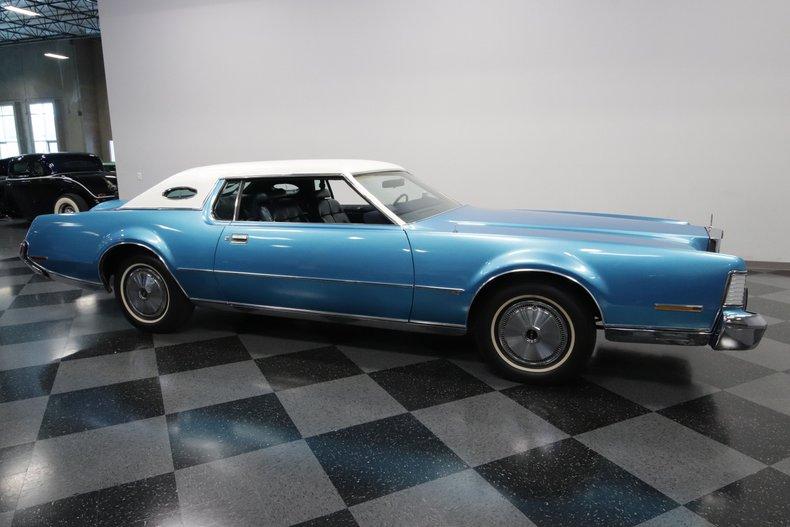 1973 Lincoln Continental 18