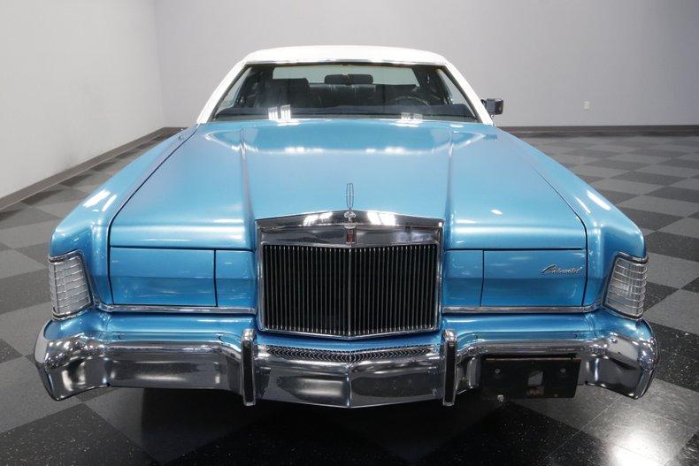1973 Lincoln Continental 21