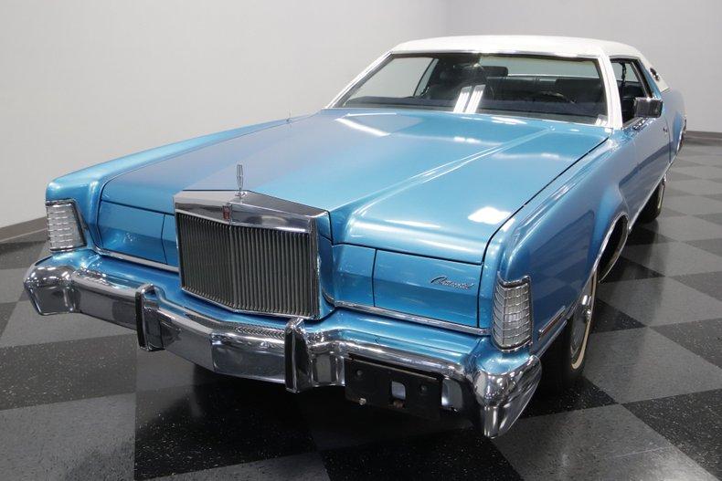 1973 Lincoln Continental 22