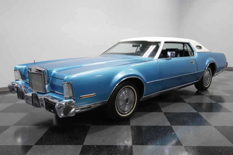 1973 Lincoln Continental 23
