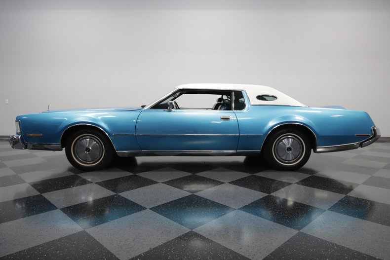 1973 Lincoln Continental 26