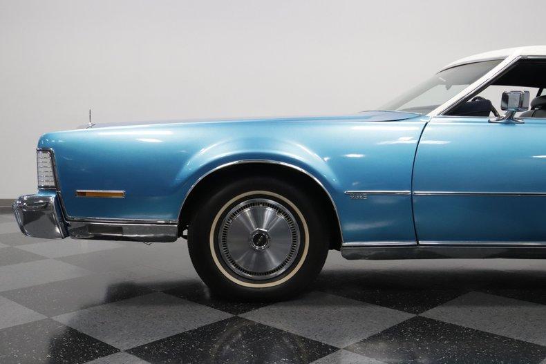 1973 Lincoln Continental 27