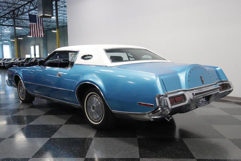 1973 Lincoln Continental 30