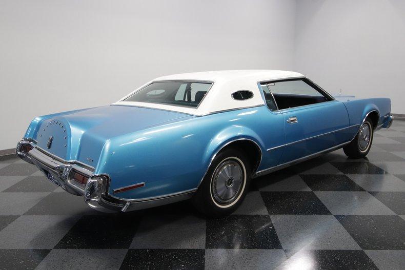 1973 Lincoln Continental 31