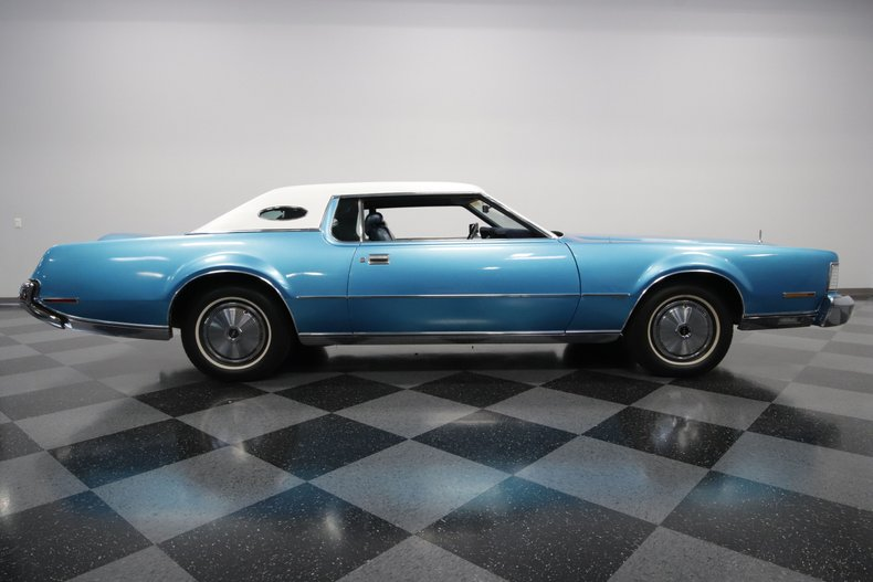 1973 Lincoln Continental 34