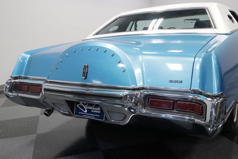 1973 Lincoln Continental 32