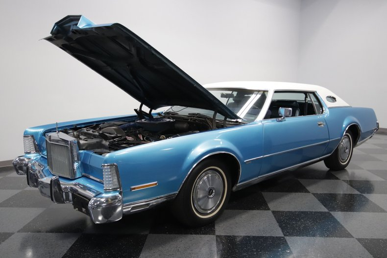 1973 Lincoln Continental 39