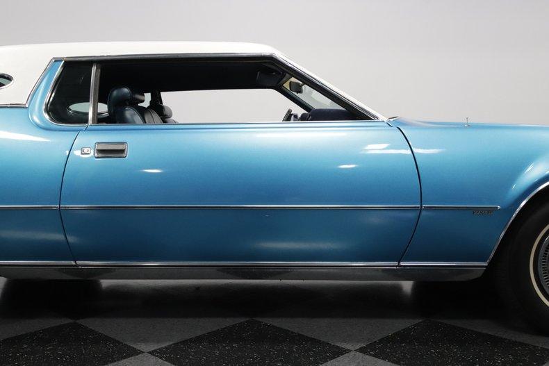 1973 Lincoln Continental 36