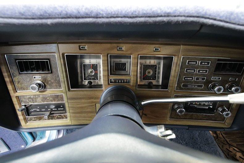 1973 Lincoln Continental 50