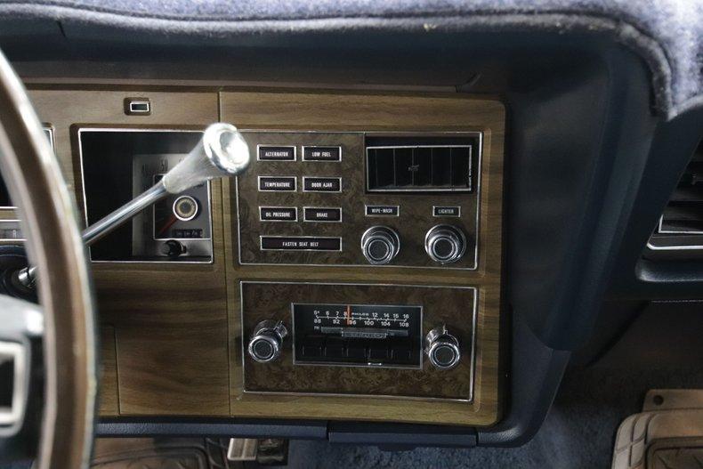1973 Lincoln Continental 52