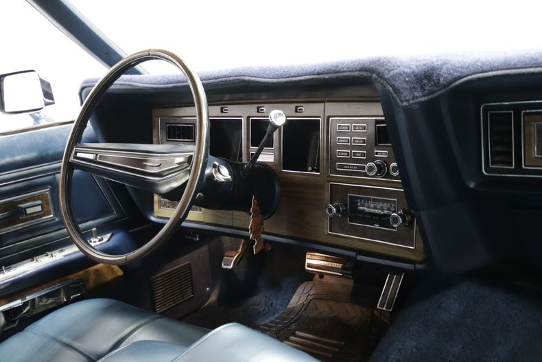 1973 Lincoln Continental 58