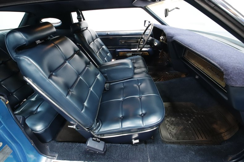 1973 Lincoln Continental 56