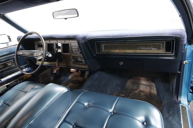 1973 Lincoln Continental 57