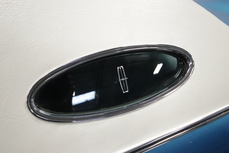 1973 Lincoln Continental 69