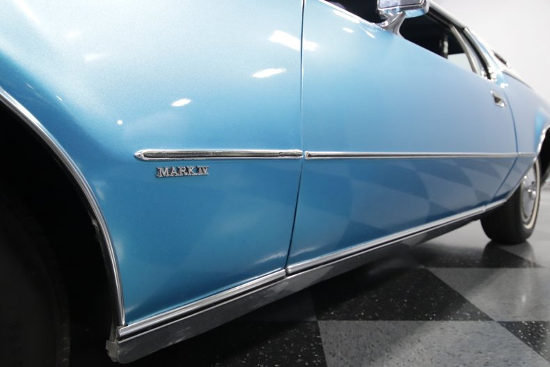 1973 Lincoln Continental 70