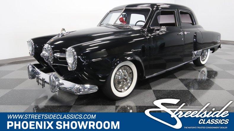 For Sale: 1950 Studebaker Champion