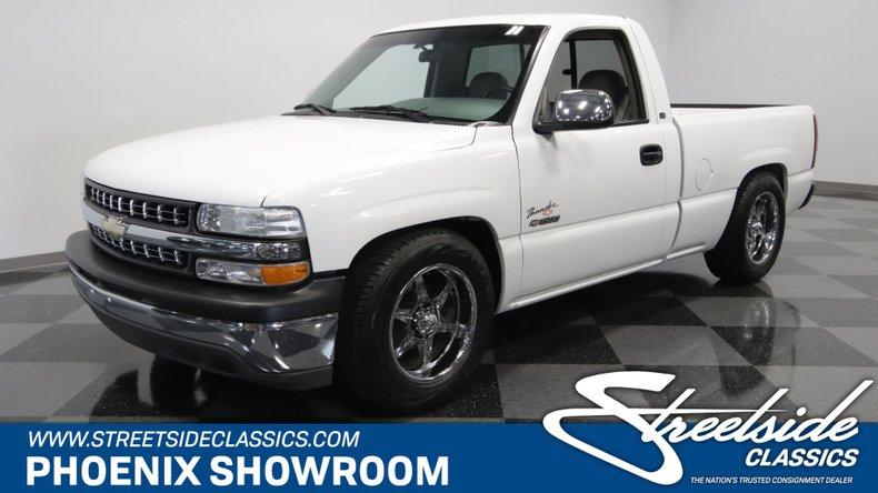 For Sale: 2000 Chevrolet Silverado