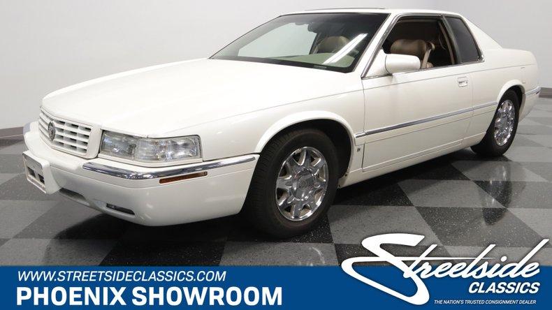 For Sale: 1998 Cadillac Eldorado