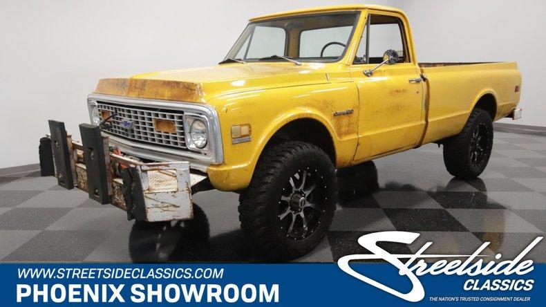 For Sale: 1971 Chevrolet K-20