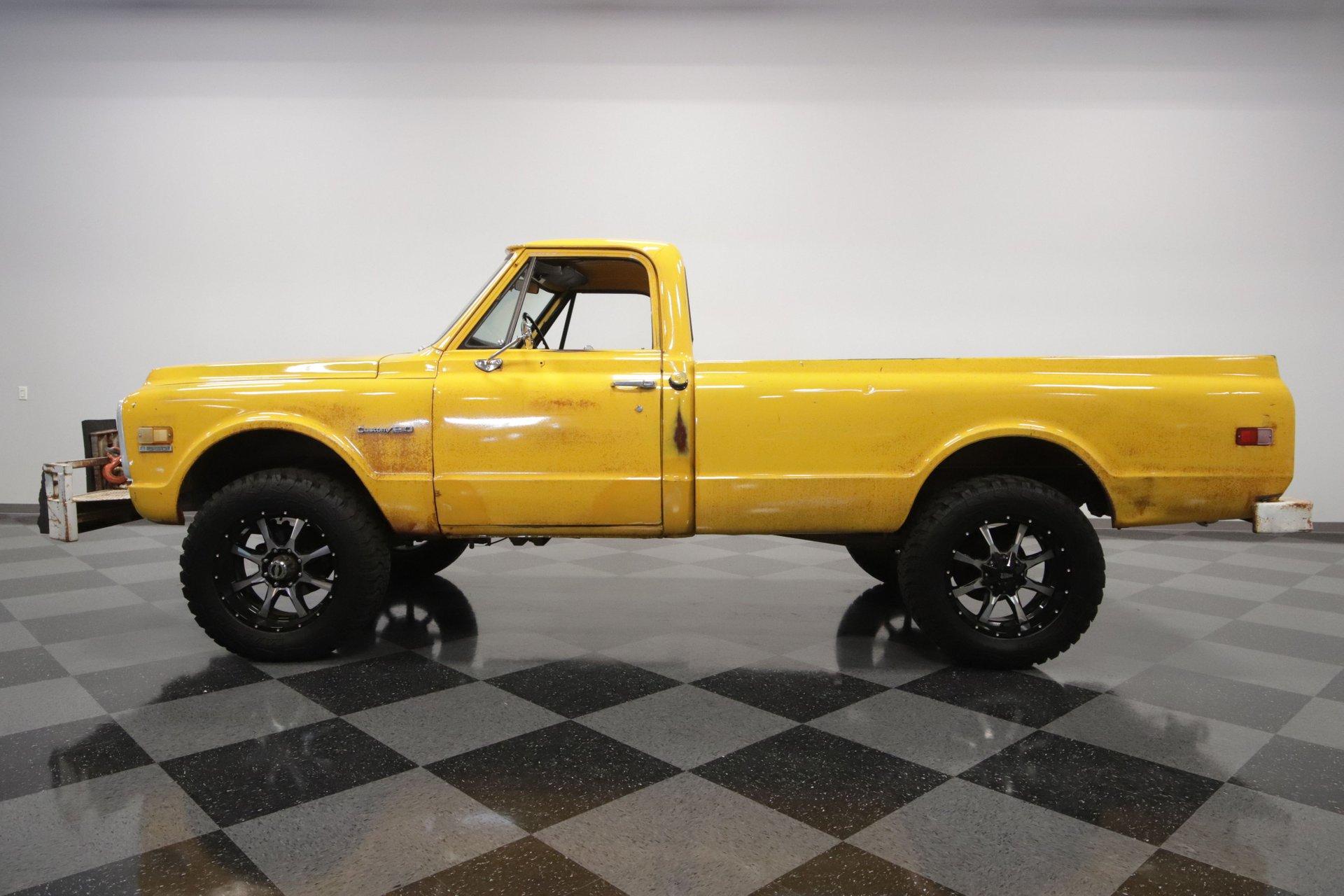 1971 chevrolet k 20 4x4