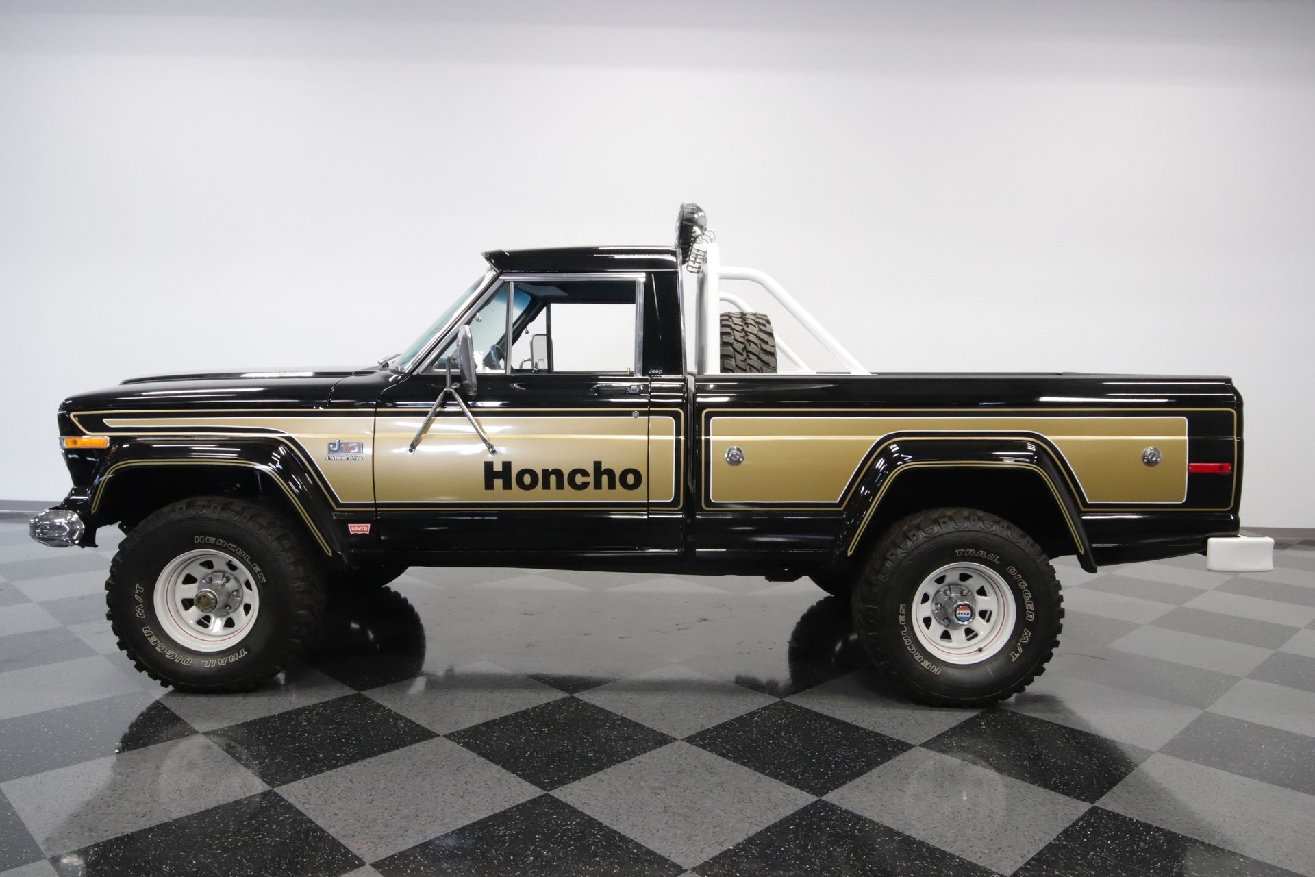 1977 jeep j10 honcho