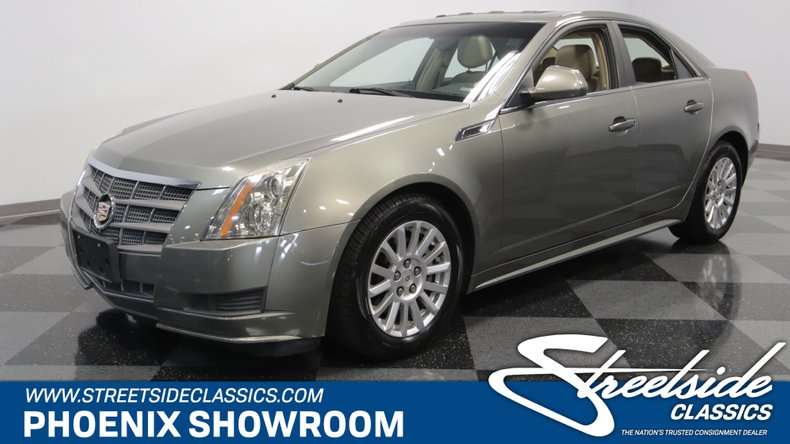 For Sale: 2011 Cadillac CTS