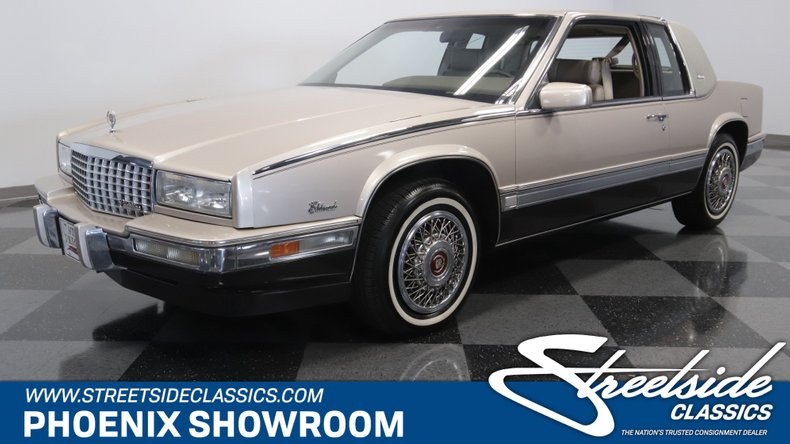 For Sale: 1989 Cadillac Eldorado