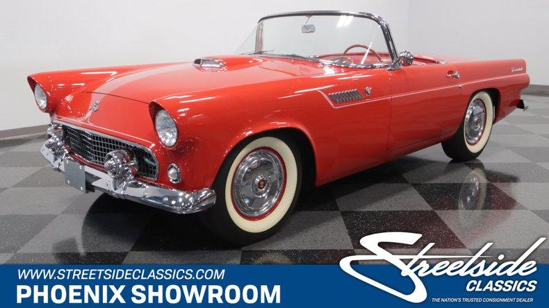 1955 Ford Thunderbird 1