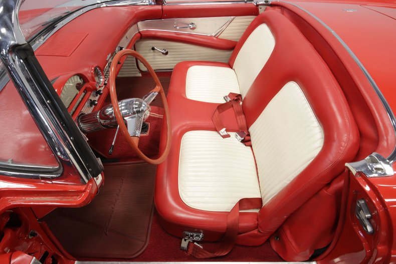 1955 Ford Thunderbird 4