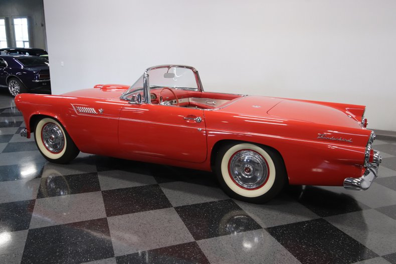1955 Ford Thunderbird 8