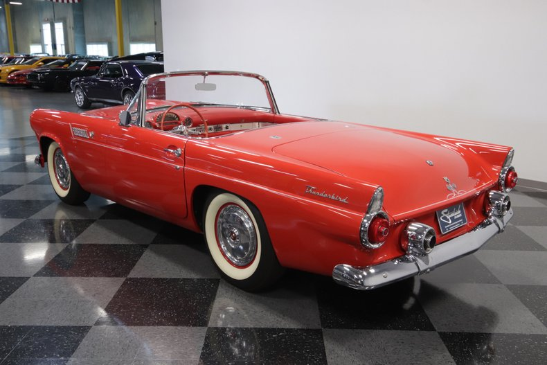 1955 Ford Thunderbird 9