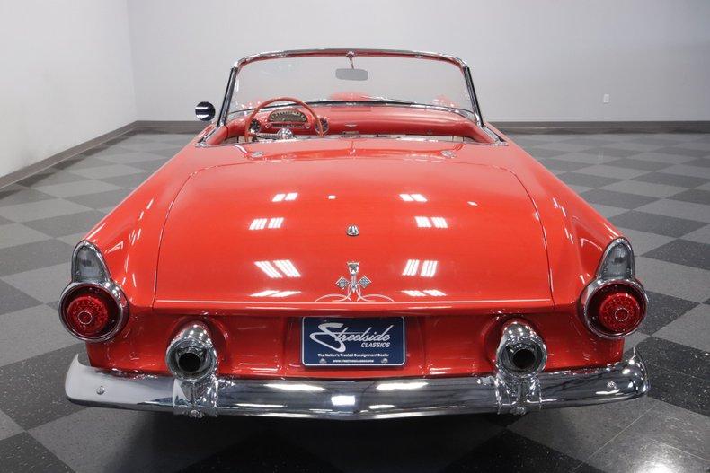 1955 Ford Thunderbird 11