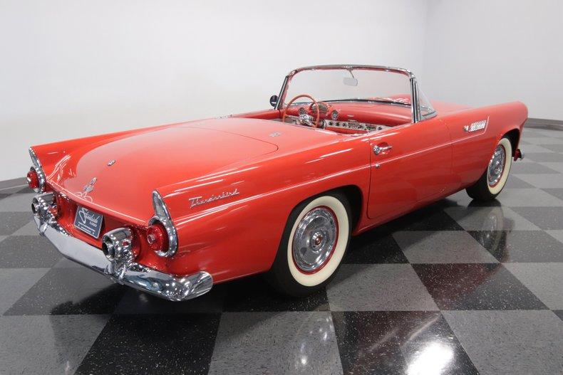 1955 Ford Thunderbird 13