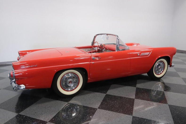 1955 Ford Thunderbird 14