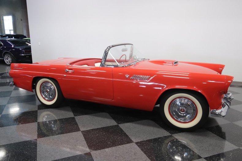 1955 Ford Thunderbird 16