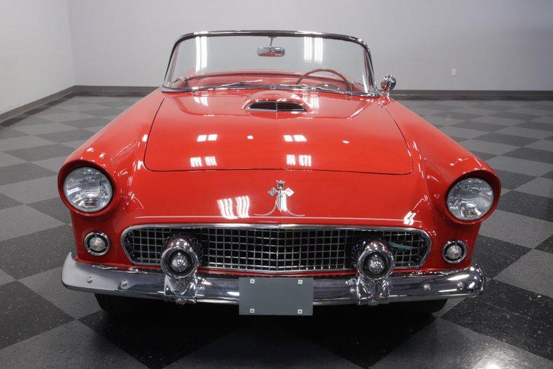 1955 Ford Thunderbird 19