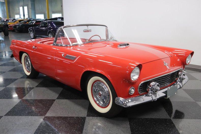1955 Ford Thunderbird 17