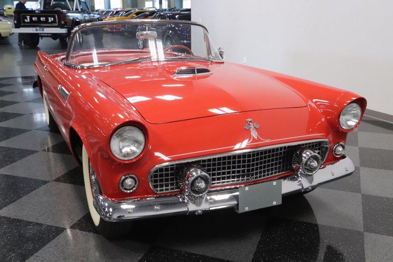 1955 Ford Thunderbird 18
