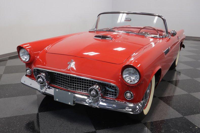1955 Ford Thunderbird 20