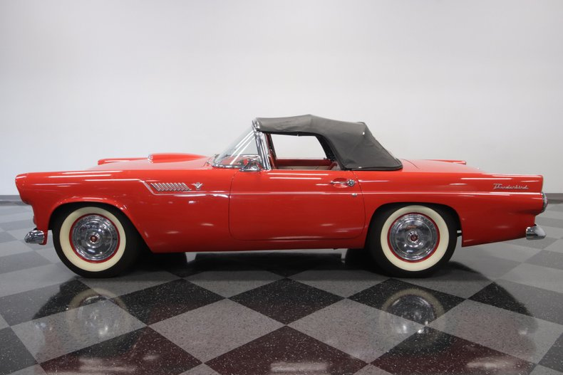 1955 Ford Thunderbird 23