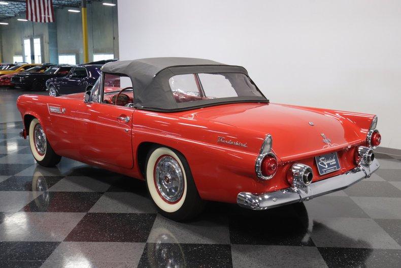 1955 Ford Thunderbird 24