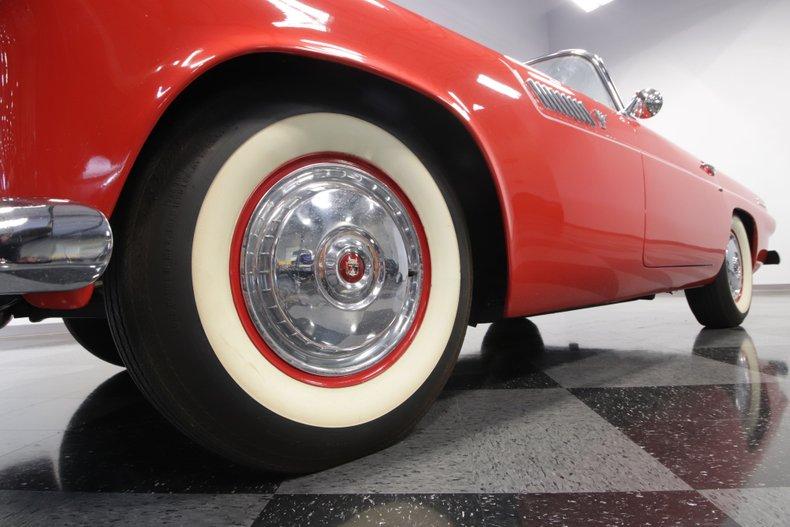 1955 Ford Thunderbird 26