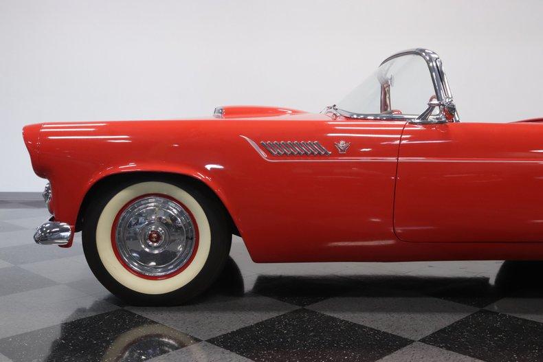 1955 Ford Thunderbird 28